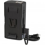 IDX 100W V-Mount AC Adaptor w/ PowerBase Mode & 1 x 4-pin XLR DC output