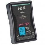 IDX 14.4V 87Wh High Load V-Mount Rechargeable Lithium Ion Battery