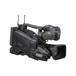 Sony PMW-350K Camcorder Three 2/3-inch Type Exmor CMOS Sensors with 16x Zoom HD Lens
