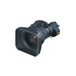 "Fuji 2/3"" Premier HD Digital ENG HD Tele zoom lens w/2x ext (HA23x7.6BERM-M)"