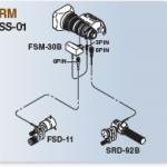 Fuji BERD Full Servo Kit Focus/Zoom & demand for eXceed lens (SS-01)