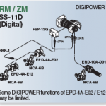 Fuji BERM Digital Full Servo Kit Focus Motor/Focus/Zoom demand & Clamps (SS-11D)