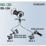 Fuji BERD Full Servo Kit Focus/Zoom demand & Clamps (SS-13A)