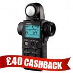 cashback sekonic l758